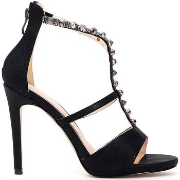 Zapatos Mujer Sandalias Café Noir MC902 Negro