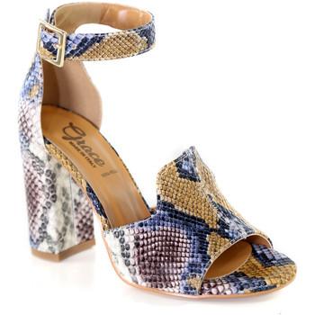 Zapatos Mujer Sandalias Grace Shoes 018N026 Marrón