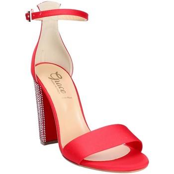 Zapatos Mujer Sandalias Grace Shoes 1569 Rojo