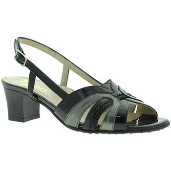 Zapatos Mujer Sandalias Grace Shoes E5080T Negro