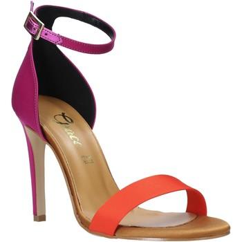 Zapatos Mujer Sandalias Grace Shoes 018Y037 Rosado