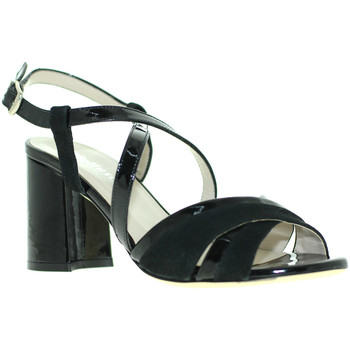 Zapatos Mujer Sandalias Melluso S529 Negro