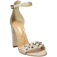 Zapatos Mujer Sandalias Grace Shoes 1467 Rosado
