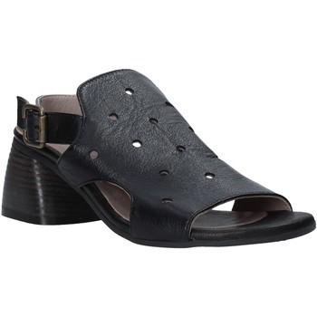 Zapatos Mujer Sandalias Bueno Shoes 9L3902 Negro