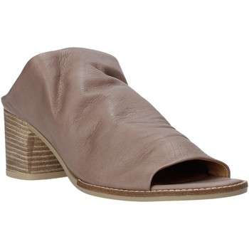Zapatos Mujer Zuecos (Mules) Bueno Shoes N6103 Gris
