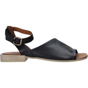 Zapatos Mujer Sandalias Bueno Shoes Q5602 Negro