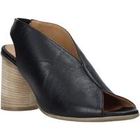 Zapatos Mujer Sandalias Bueno Shoes Q6503 Negro