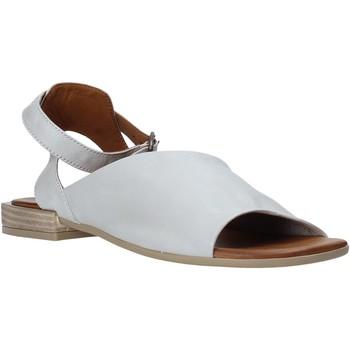 Zapatos Mujer Sandalias Bueno Shoes Q5602 Gris