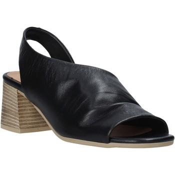 Zapatos Mujer Sandalias Bueno Shoes N1300 Negro
