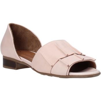 Zapatos Mujer Sandalias Bueno Shoes N5100 Rosado
