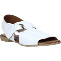 Zapatos Mujer Sandalias Bueno Shoes 9L2700 Blanco