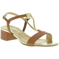 Zapatos Mujer Sandalias Susimoda 2793 Marrón