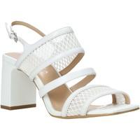 Zapatos Mujer Sandalias Apepazza S0MONDRIAN10/NET Blanco