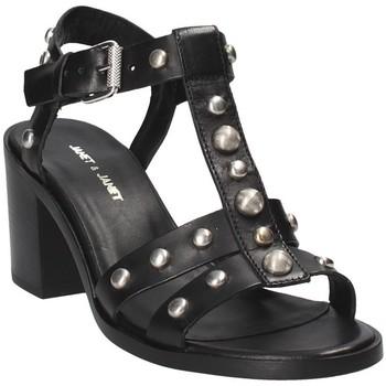 Zapatos Mujer Sandalias Janet&Janet 41409 Negro