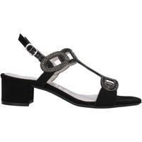 Zapatos Mujer Sandalias Comart 083307 Negro