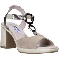 Zapatos Mujer Sandalias Comart 4C2361 Beige