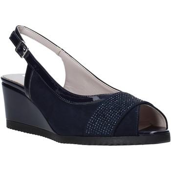 Zapatos Mujer Sandalias Comart 022889ST Azul