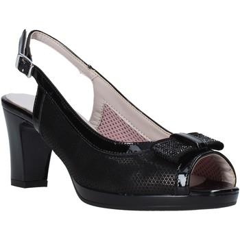 Zapatos Mujer Sandalias Comart 323322 Negro