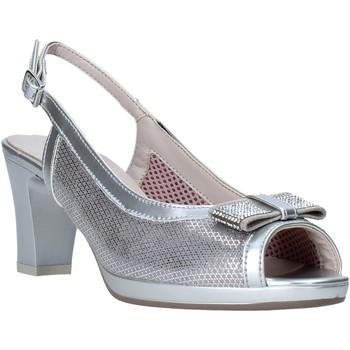 Zapatos Mujer Sandalias Comart 323322 Gris