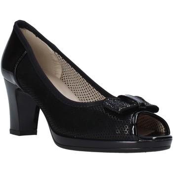 Zapatos Mujer Sandalias Comart 323323 Negro