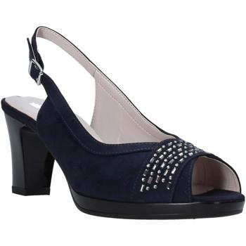 Zapatos Mujer Sandalias Comart 323320 Azul