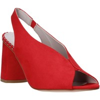 Zapatos Mujer Sandalias Comart 7B3418 Rojo