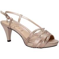 Zapatos Mujer Sandalias Osey SA0569 Rosado