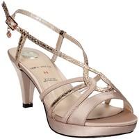 Zapatos Mujer Sandalias Osey SA0571 Rosado