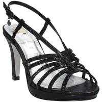 Zapatos Mujer Sandalias Osey SA0565 Negro
