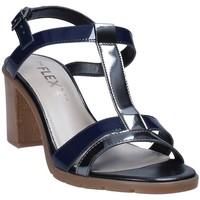 Zapatos Mujer Sandalias The Flexx D6015_08 Gris