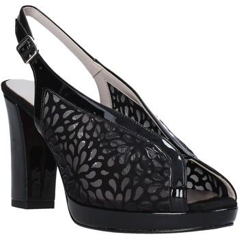 Zapatos Mujer Sandalias Comart 303335 Negro