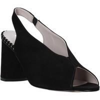 Zapatos Mujer Sandalias Comart 7B3418 Negro