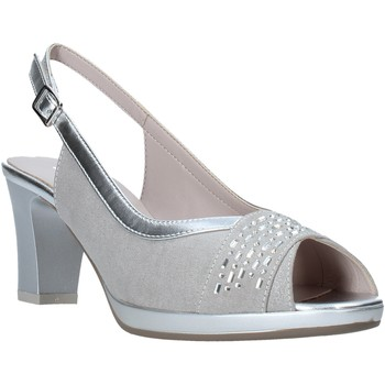 Zapatos Mujer Sandalias Comart 323320 Gris