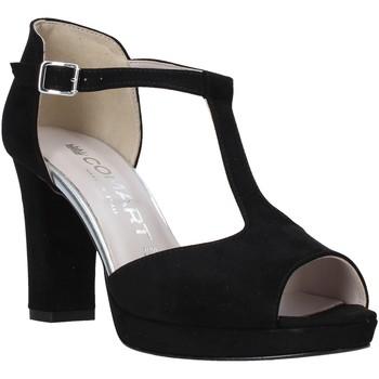 Zapatos Mujer Sandalias Comart 303336 Negro