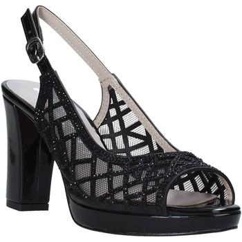 Zapatos Mujer Sandalias Comart 303331 Negro