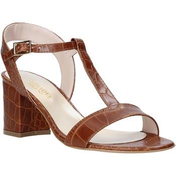 Zapatos Mujer Sandalias Casanova LING Marrón