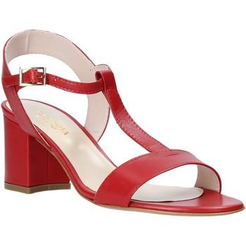 Zapatos Mujer Sandalias Casanova LING Rojo