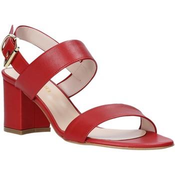 Zapatos Mujer Sandalias Casanova LIVIA Rojo