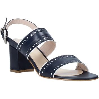 Zapatos Mujer Sandalias Casanova LJIAJIC Azul