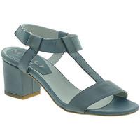 Zapatos Mujer Sandalias Mally 3895 Azul