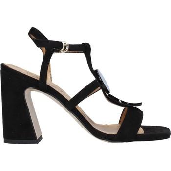 Zapatos Mujer Sandalias Grace Shoes 2384008 Negro