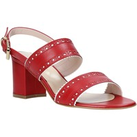 Zapatos Mujer Sandalias Casanova LJIAJIC Rojo