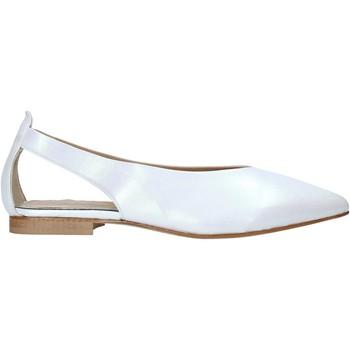 Zapatos Mujer Sandalias Mally 6817 Blanco