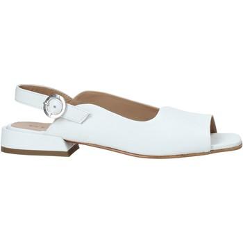 Zapatos Mujer Sandalias Mally 6826 Blanco
