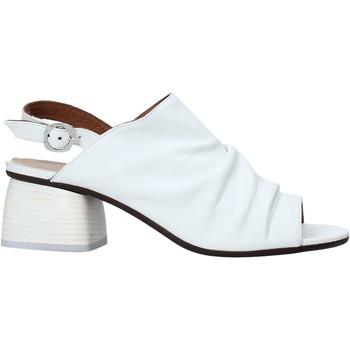 Zapatos Mujer Zapatos de tacón Mally 6806 Blanco