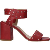 Zapatos Mujer Zapatos de tacón Mally 6278B Rojo