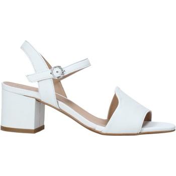Zapatos Mujer Zapatos de tacón Mally 6865 Blanco