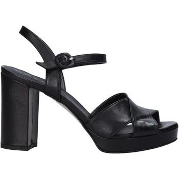 Zapatos Mujer Zapatos de tacón Mally 5747M Negro