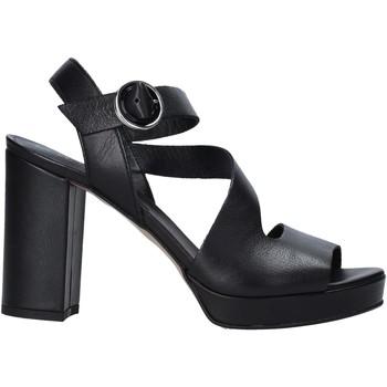 Zapatos Mujer Zapatos de tacón Mally 5180M Negro
