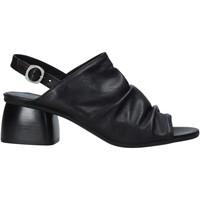 Zapatos Mujer Sandalias Mally 6806 Negro